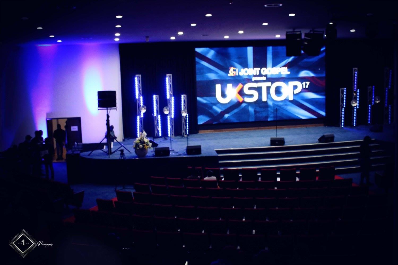UKSTOP 2017 & REAL TALK ALBUM 2